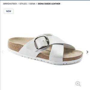 Birkenstock women's Siena Suede sandals